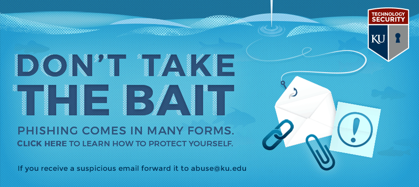 Don't Take the Bait: Learn about Phishing