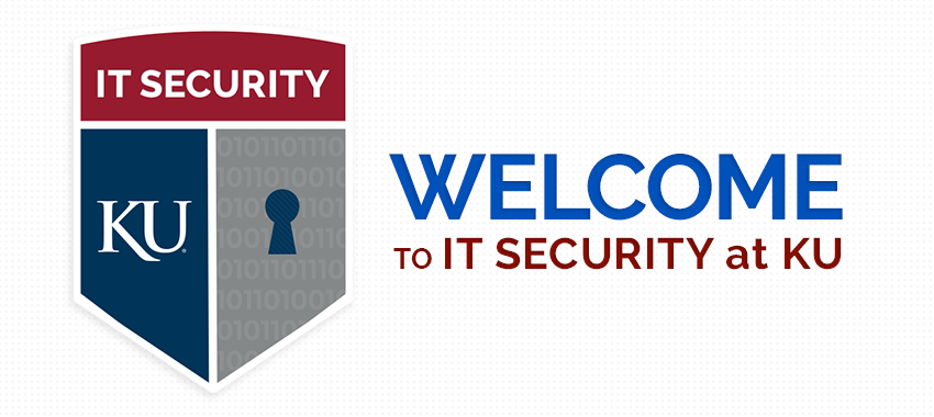 Welcome to IT Security at KU